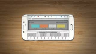 Soundcamp Tutorial Sampler
