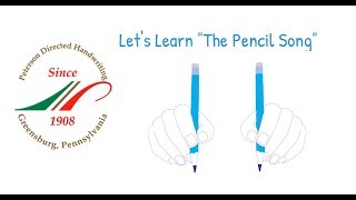 Learn The Pencil Song