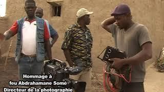 Un Hommage de Boubacar Sidibé à feu Abdrahamane Somé ORTM