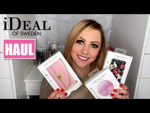 Ideal of Sweden Haul | Unboxing | RealSweetSunny