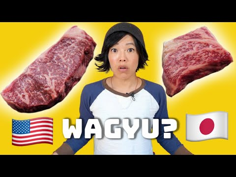How to Cook a Wagyu Steak? Is it Worth It? 🇯🇵 vs. 🇺🇸