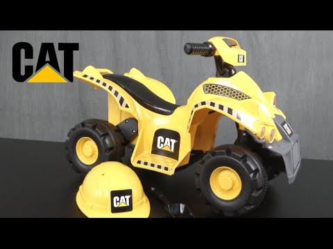 CAT Quad from KidTrax