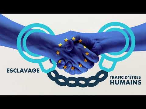 Esclavage et trafic d'êtres humains - Campagne du 70e anniversaire de la CEDH