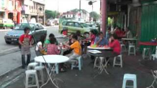 preview picture of video 'Best Chicken Rice in Klang'