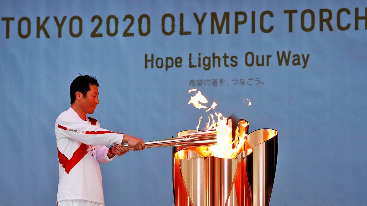 Tokyo 2021 Olympic torch relay: disruption aplenty as Games approach - plus the inspiration behind the design
