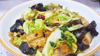 【美食強】大白菜最好吃的做法!山東人每家都會做、簡單開胃特下飯、先收藏