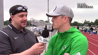 DCTF Interview: Southlake Carroll head coach Riley Dodge