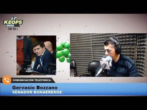 Senador Bozzano habló sobre la nueva relación del kirchnerismo con el campo