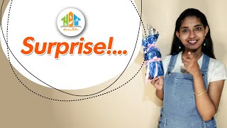 Surprise Gift For Brother | എൻ്റെ ചേട്ടനൊരു Surprise Birthday Gift | HomeNotes