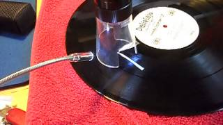 Vinyl Records Repair - Grooves Reconstruction - Ultimate solution for scratched records