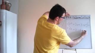 Jednoduchá derivace 2