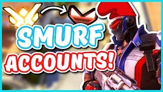 Overwatch - WHY YOU SHOULD GET A SMURF ACCOUNT