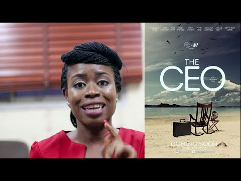 Download The CEO Nigerian Movie Review HD Mp4 3GP Video and MP3