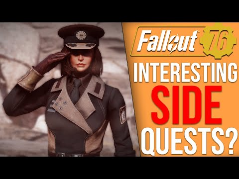 Does Fallout 76 have any good side quests?