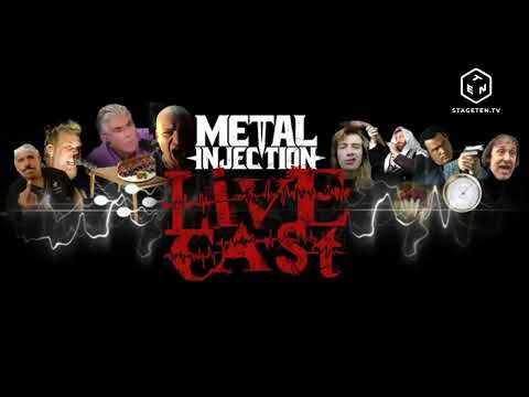 Metal Injection Livecast live stream