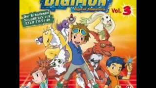 "Video thumbnail of ""Digimon Tamers Soundtrack -1- Der größte Träumer (The Biggest Dreamer) (German/Deutsch)"""