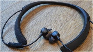 BOSE QuietControl 30 - Noise Cancelling nach Wunsch - Review