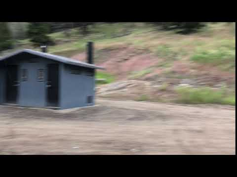 Video Of Deerlodge National Forest Basin Canyon Campground, MT