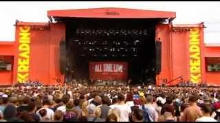 All Time Low - Poppin' Champagne - Live Reading 2012