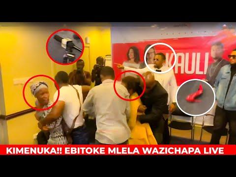 KIMENUKA! EBITOKE Avamia Mkutano wa MLELA Amvaa Mpenzi wake Mpya