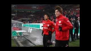 シュトゥットガルトの岡崎慎司選手と酒井高徳選手が一緒の画像集