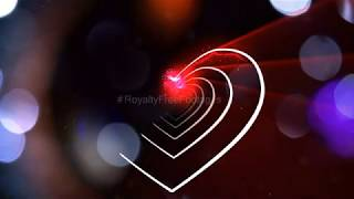 love background hearts | romantic background video effects hd | #valentinesday Royalty Free Footages