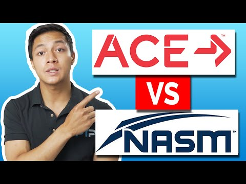 ACE vs NASM - Which CPT Certification Is Best in 2021 ... - YouTube