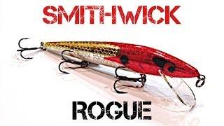 Воблер smithwick rogues