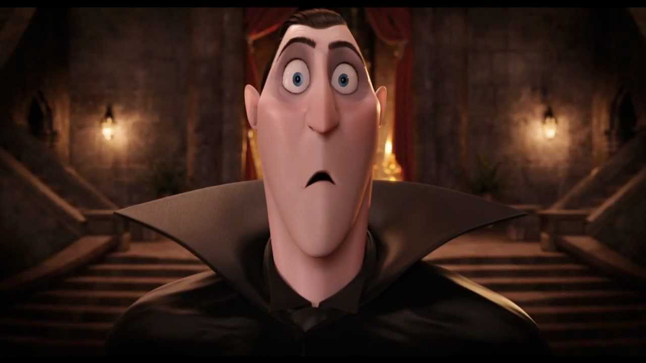 Movie Trailer:  Hotel Transylvania (2012)