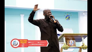 PRAYER AGAINST CONFUSION By Apostle Johnson Suleman (Solution Service - 16th April 2021)