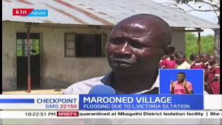 Busia village turns into an island; dilapidated school now a boarding school
