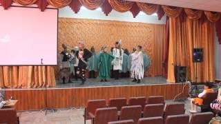 Театр студия «Конфликт» СОШ №35 г  Астрахань  Выступление в СОШ№64 11 04 2014г