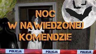 Północ w nawiedzonej komendzie w Konstancinie - dochodzenie Urbex History