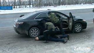 Спецназ задержал ростовчан, совершавших автокражи в Чувашии