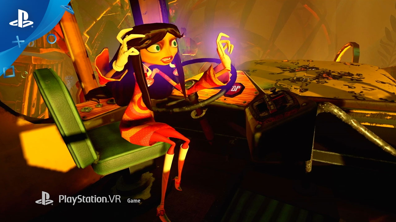Play the Original Psychonauts for Free with Rhombus of Ruin Pre-order