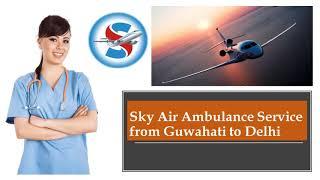 Use Sky Air Ambulance from Kolkata with Full Medical Aid