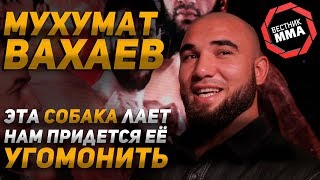 Мухумат Вахаев - Эта собака лает нам придется её угомонить