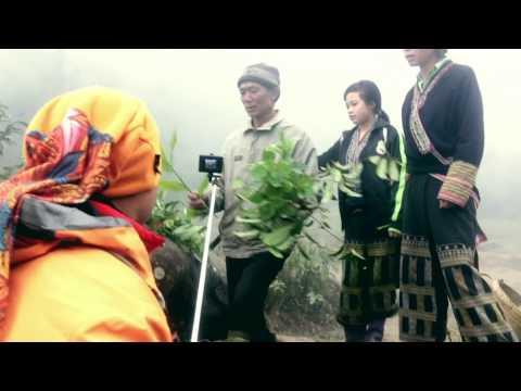 คนเบิกทาง : ศูนย์รวมชนเผ่าเมืองซาปา ประเทศเวียดนาม 29 ธ.ค.57 (4/4)