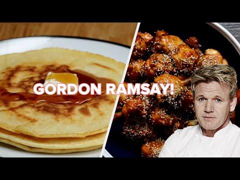 Trying Gordon Ramsay's Recipes! • Tasty Recipes