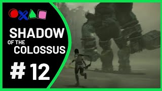 Shadow of the Colossus HD PS4 - #12° COLOSSO - Colosso da represa