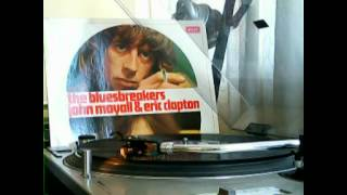All Your Love - John Mayall With Eric Clapton (Blues Breakers with Eric Clapton 1966)