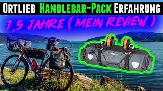 Ortlieb Handlebar-Pack Test - Erfahrung nach 4000KM+ mit Ortlieb Bikepacking Taschen