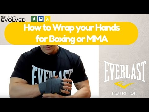 How to Wrap your Hands for Boxing (A step by step guide for Beginners)