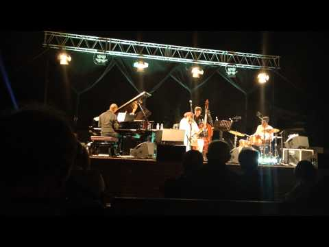 CHICO FREEMAN 4tet Live at Roccello Jazz Festival...