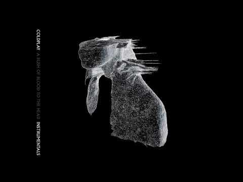 Coldplay Sleeping Sun Instrumental Official