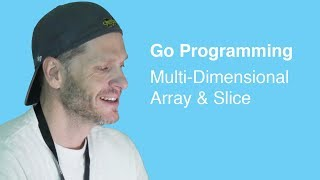 Golang Multidimensional Array