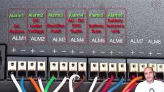 Huawei ETP48200 Alarms
