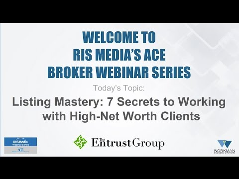 , title : 'Listing Mastery: 7 Secrets to Working with High-Net Worth Client
