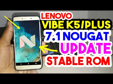 Hindi] Lineage OS 15 0 (Oreo) for Lenovo Vibe k5/ k5 Plus