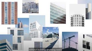 Transform buildings